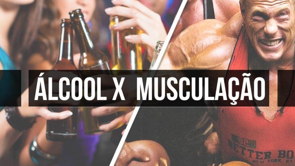 álcool e musculação