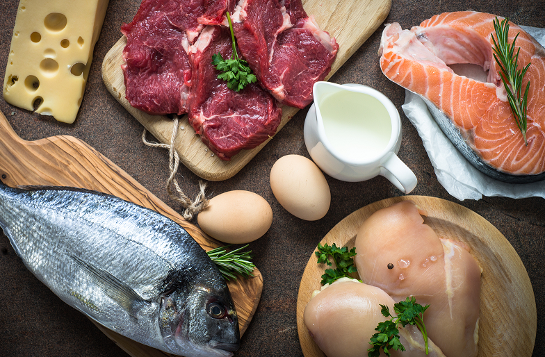 tudo sobre proteinas animais, fontes completas de proteínas que precisamos para construir músculo