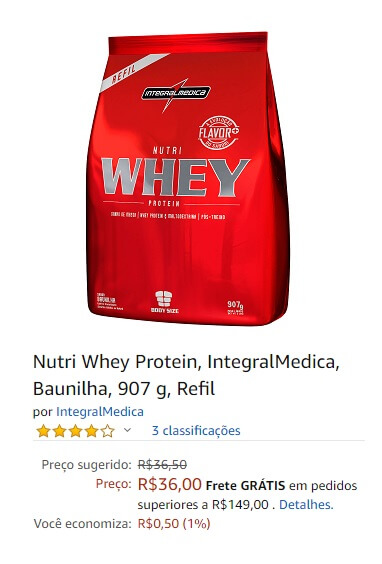 Tudo Sobre Proteinas 1 BR da Nutrição   Consultoria Fitness Online