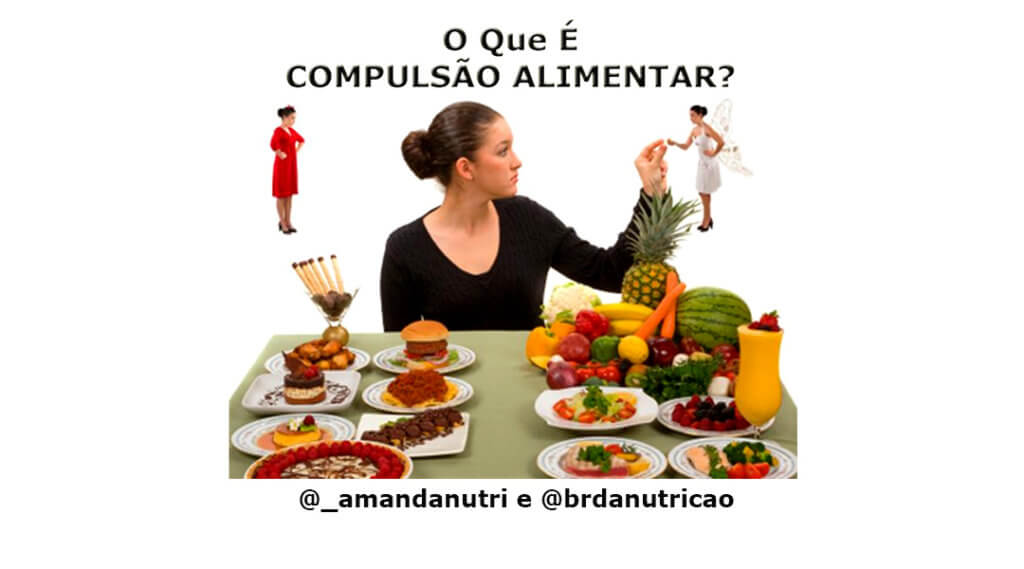 o que é compulsão alimentar