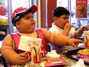dieta x reeducação alimentar. como influencia a taxa de obesidade em crianças.