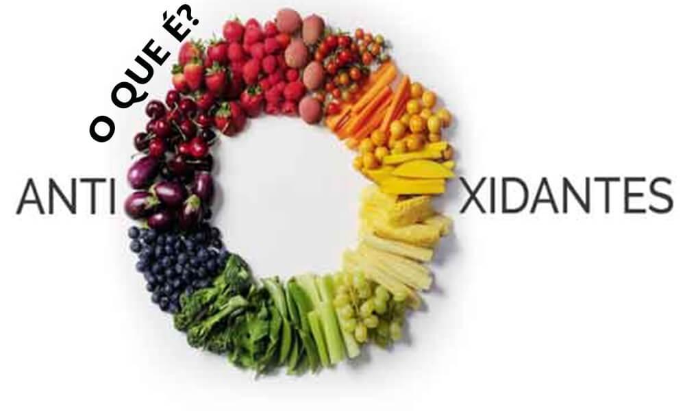 o que é antioxidante