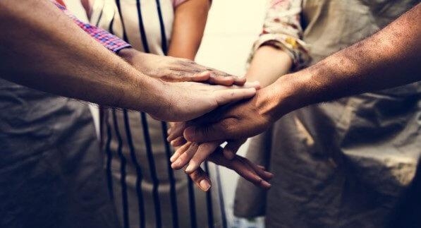 suporte e apoio contribuem para o sucesso do desafio de emagrecimento