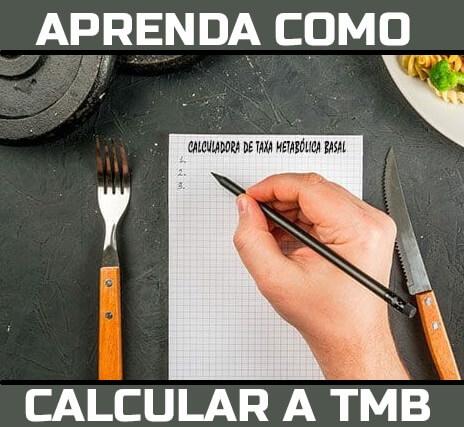 Use nossa calculadora taxa metabolica basal (TMB) e veja sua como calcular seu gasto calorico diario