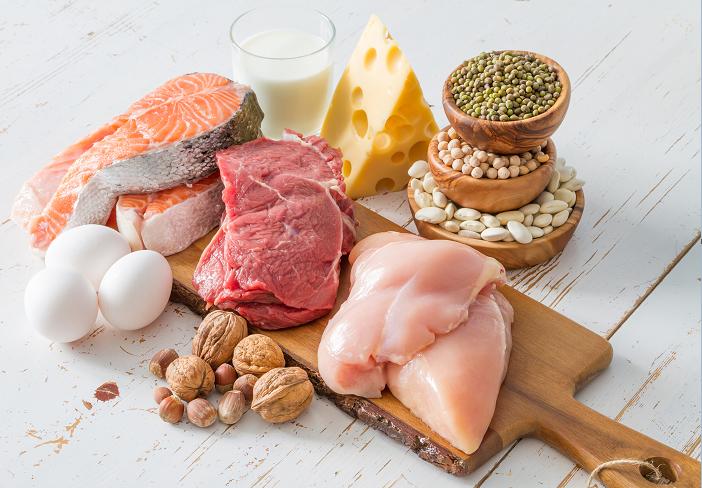 alimentos fontes de proteínas