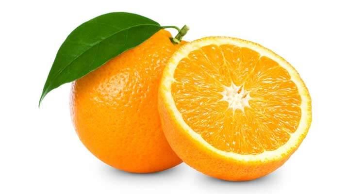 Frutas para Emagrecer: LARANJA