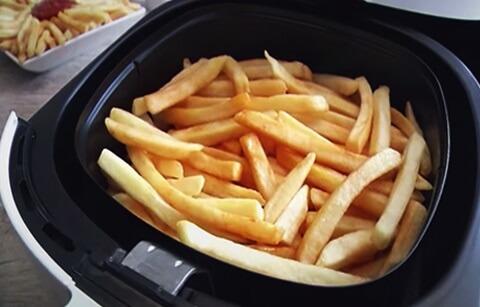 batata frita na airfryer ajuda a emagrecer 20 kg
