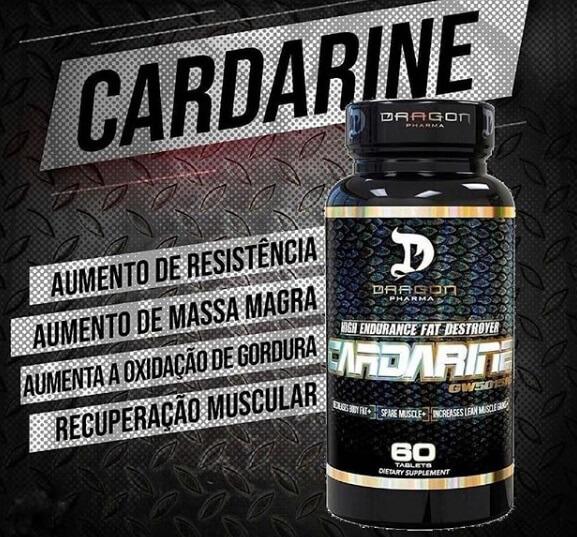 cardarine dragon pharma para que serve