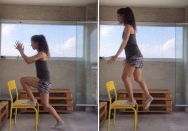 exercicio para fortalecer o joelho