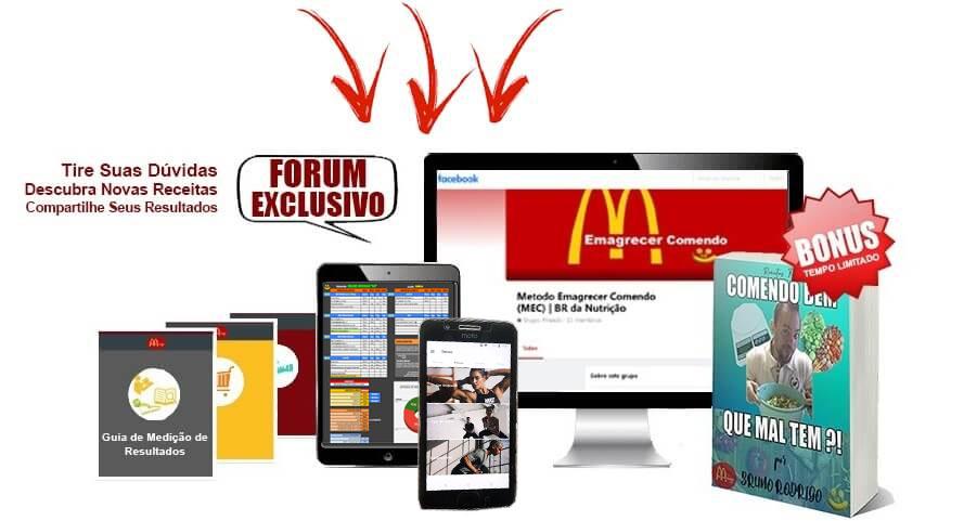 Programa de Emagrecimento MEC 1.1 NOVO 11 BR da Nutrição | Consultoria Fitness Online