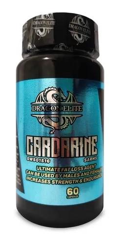 Cardarine Dragon Elite GW-501516 15mg 60 caps 1 BR da Nutrição   Consultoria Fitness Online