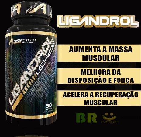 ligandrol para que serve beneficios
